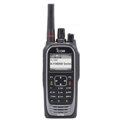 ICOM - IC-F3400DPT Full Key