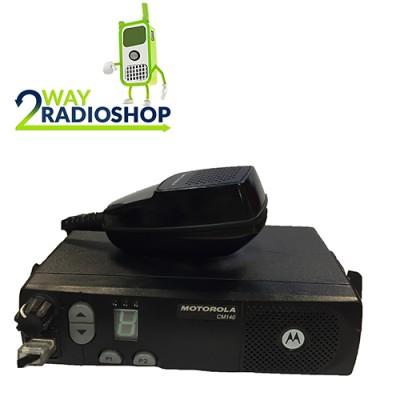 Motorola CM140 VHF Taxi Radio