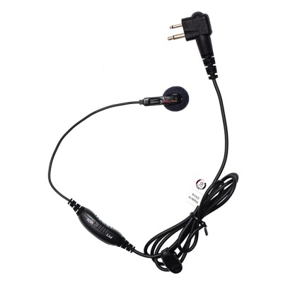 Motorola - MagOne Earbud with in-line microphone and PTT