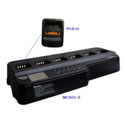 Hytera - Battery Optimising System