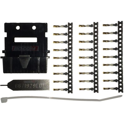 Motorola - MOTOTRBO Mobile Accessory Connector Kit