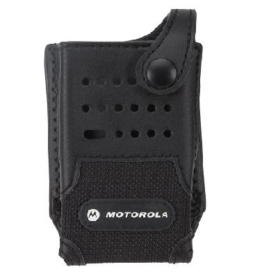 Motorola - Nylon Carry Case with Fixed Belt Loop