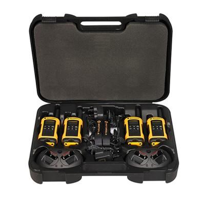 Motorola - TLKR T80EX Hard Carry Case - QUAD