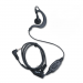 Hytera - C Earpiece with in-line mic/PTT with VOX function (Switchable)