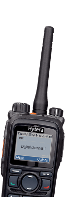 Hytera 2 Way Radios & Walkie Talkies