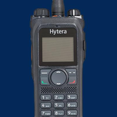 Launch of Hytera PD985/G Digital 2 Way Radio Communications