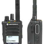Mototrbo™ DP3661E Digital 2 Way Radio