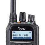 Review the New Icom IC-F52D & F62D Digital Two Way Radio Series