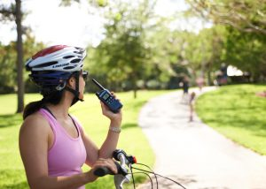 Communicate Safely on your Cycling Journey